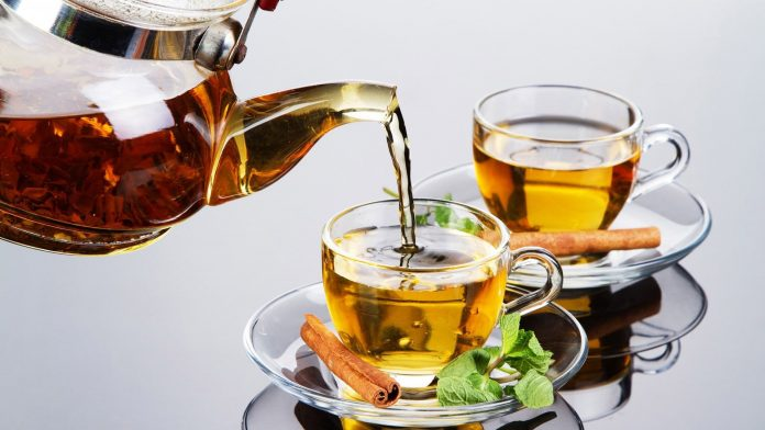 Green Tea Ireland